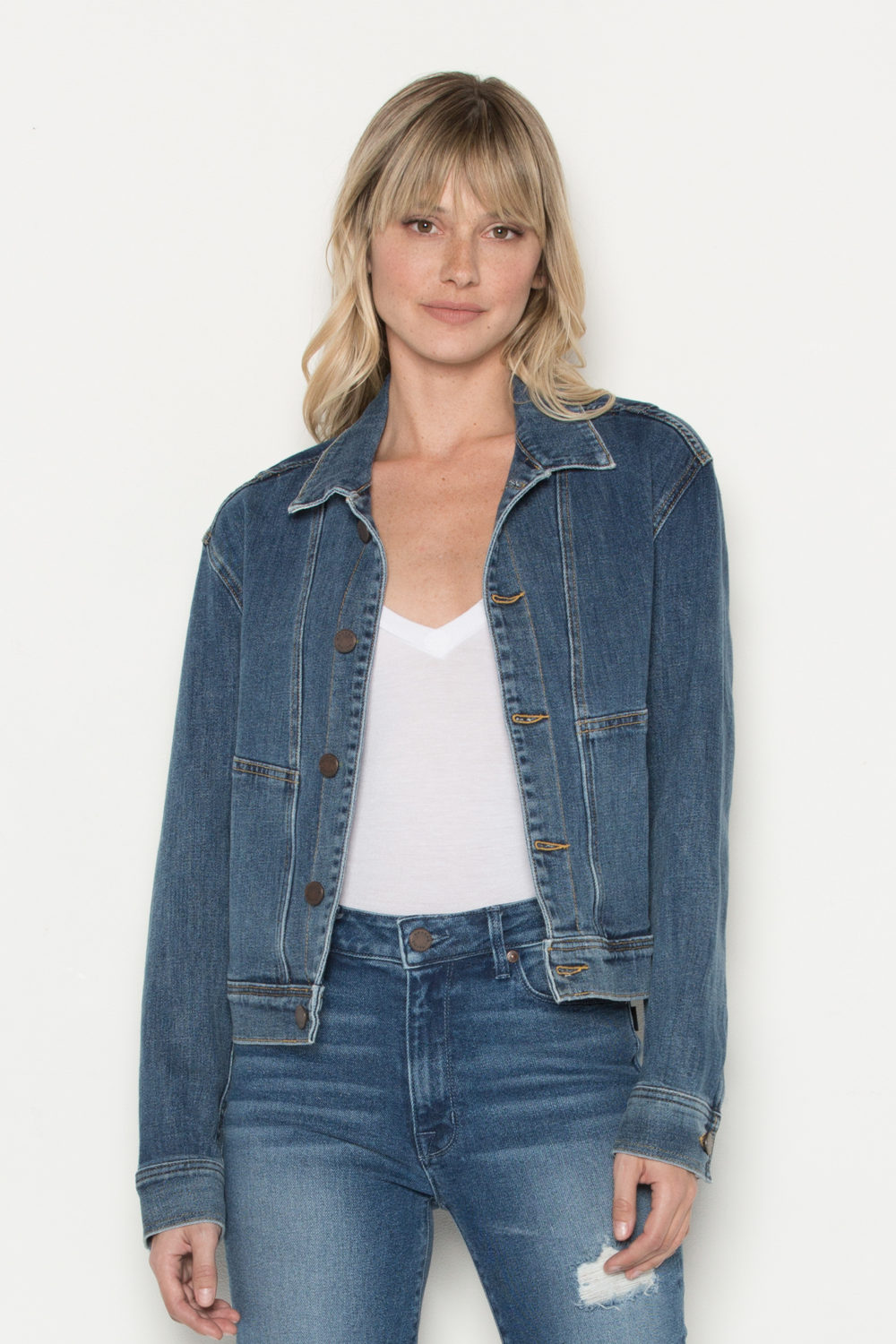 UTILITY JACKET IN ELLINGTON