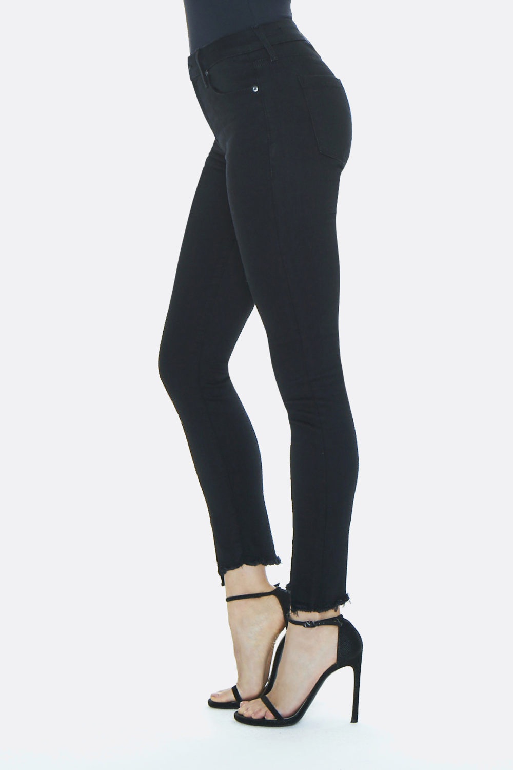 STINGRAY SKINNY IN BLACK